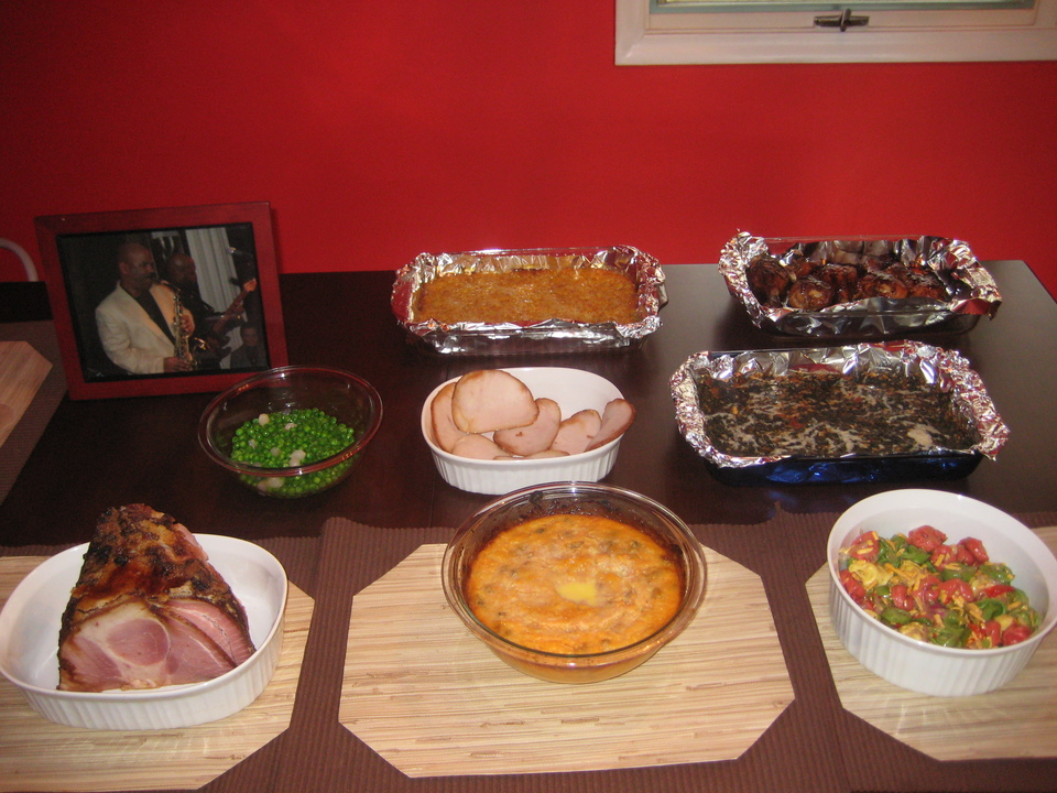 Thanksgiving at my Home